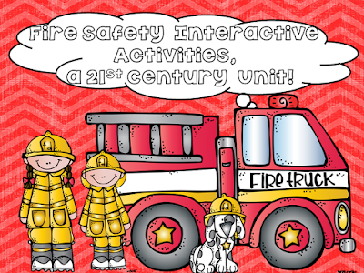https://www.teacherspayteachers.com/Product/Fire-Safety-Interactive-Activities-A-21st-Century-Unit-1496450