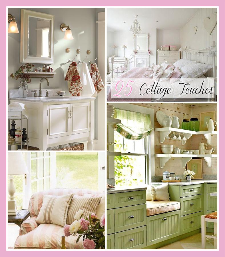 Pinterest Cottage Style Decorating