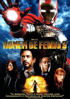 Assistir Homem de Ferro 2 Dublado Online HD