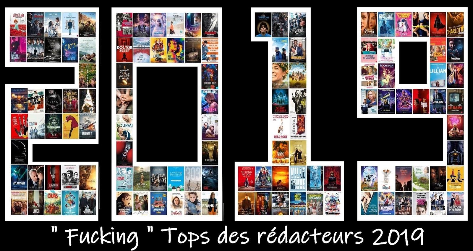 Bilan Ciné 2019 (Tops + avis commentés)