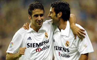 Polémicas declaraciones de Luis Figo sobre el Real Madrid