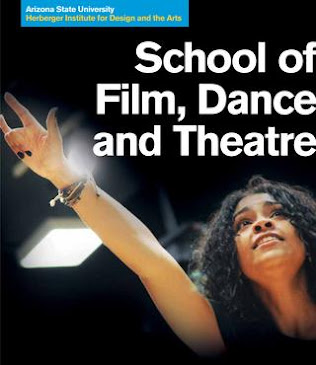 THIS MONTH'S SITE SPONSOR: ASU School of Film, Dance and Theatre presents....
