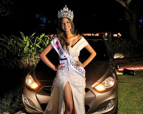 Nuestra Belleza El Salvador Universo 2012,Miss Universe El Salvador 2012
