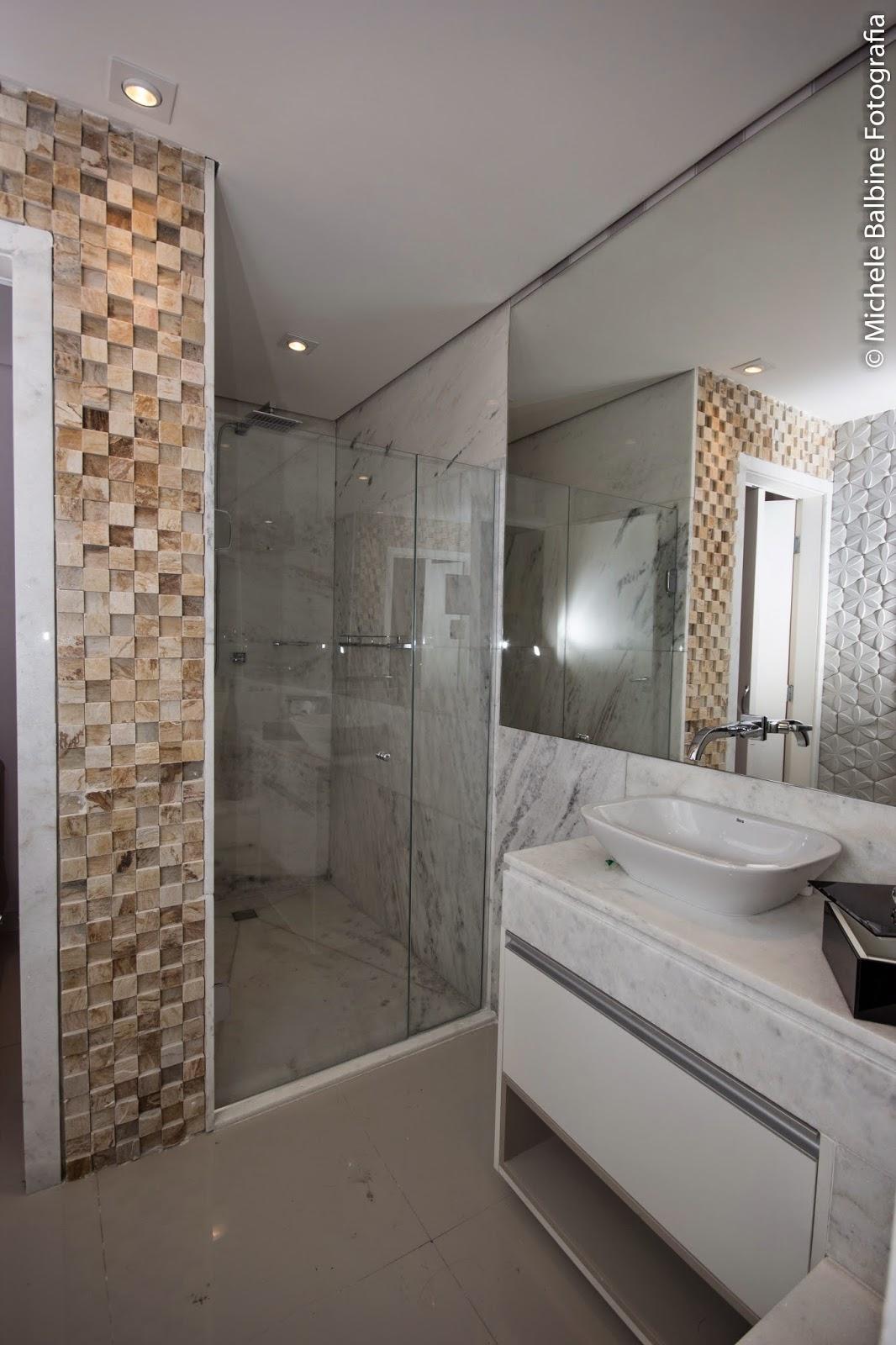 Top Mármore Promove a primeira mostra de Decoração do setor de  #7C634F 1066x1600 Bancadas Banheiros Modernos
