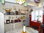 Cette cuisine où je concocte mes bons petits plats