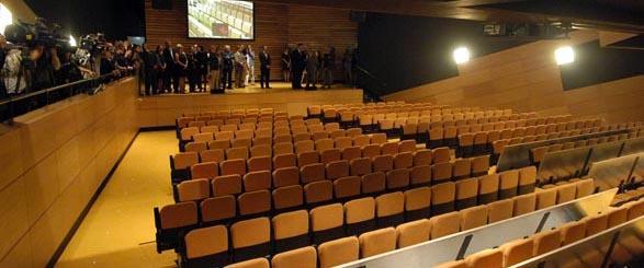 Orla arquitectura 2011 12 auditorio alfredo kraus vs - Auditorio alfredo kraus ...