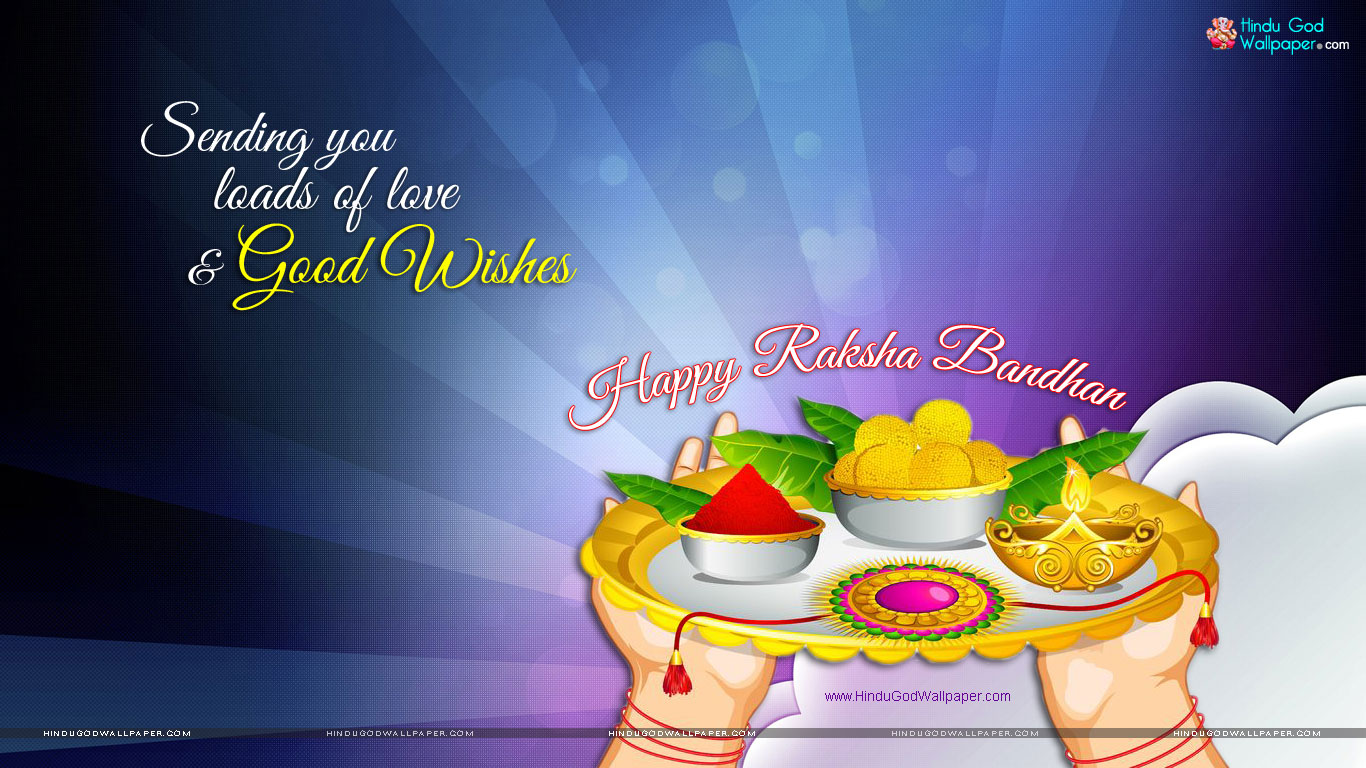 Cute raksha bandhan wallpaper