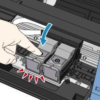 poner cartuchos impresoras canon mp230