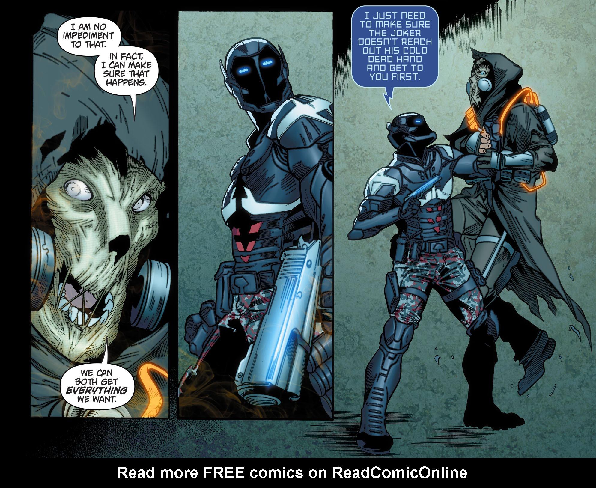 Batman: Arkham Knight [I] Issue #34 #36 - English 18