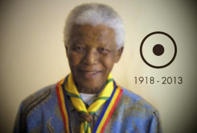 Nelson Mandela – Gone Home!
