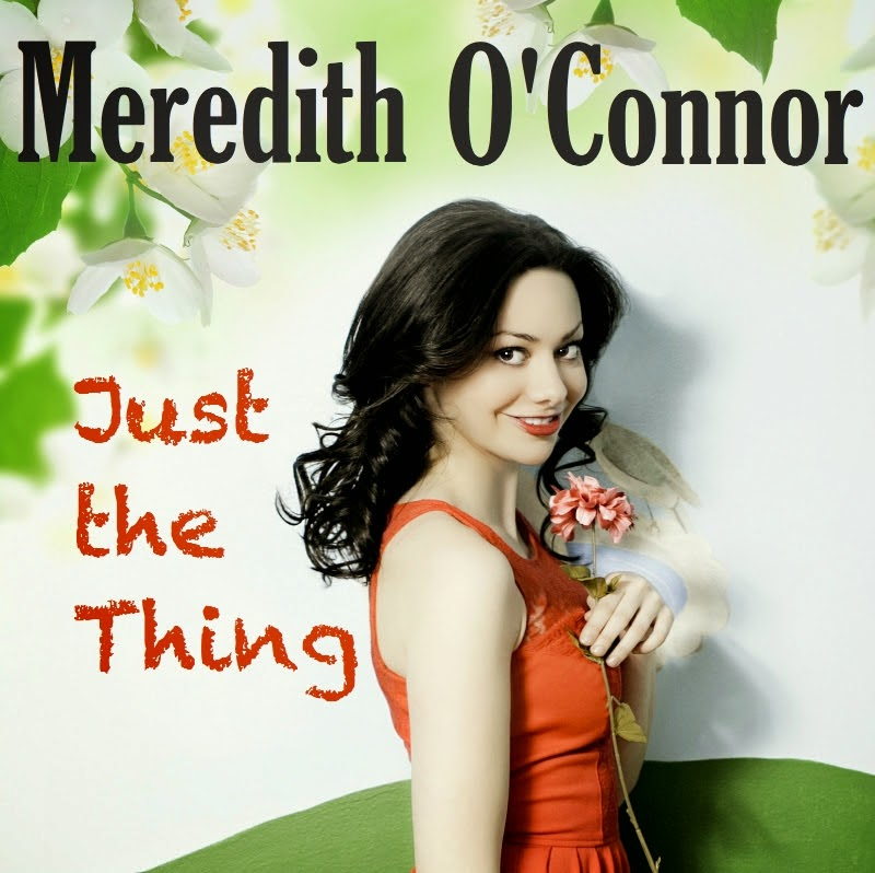 Meredith O'Connor single Just the Thing