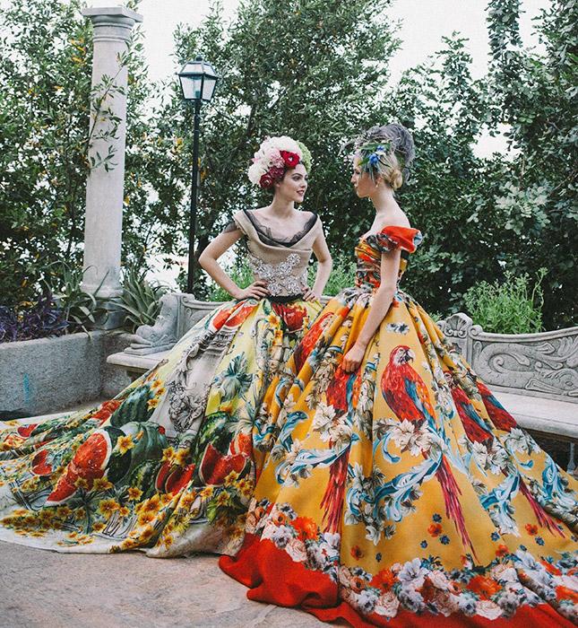 Dolce&Gabbana- Alta-Moda-Fall-2015