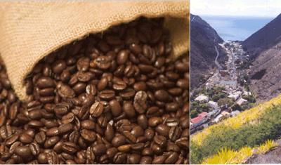 Island Dari St Helena Coffee Company - St Helena