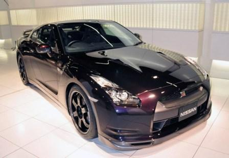 nissan gtr 2011. The 2011 Nissan GT-R .While