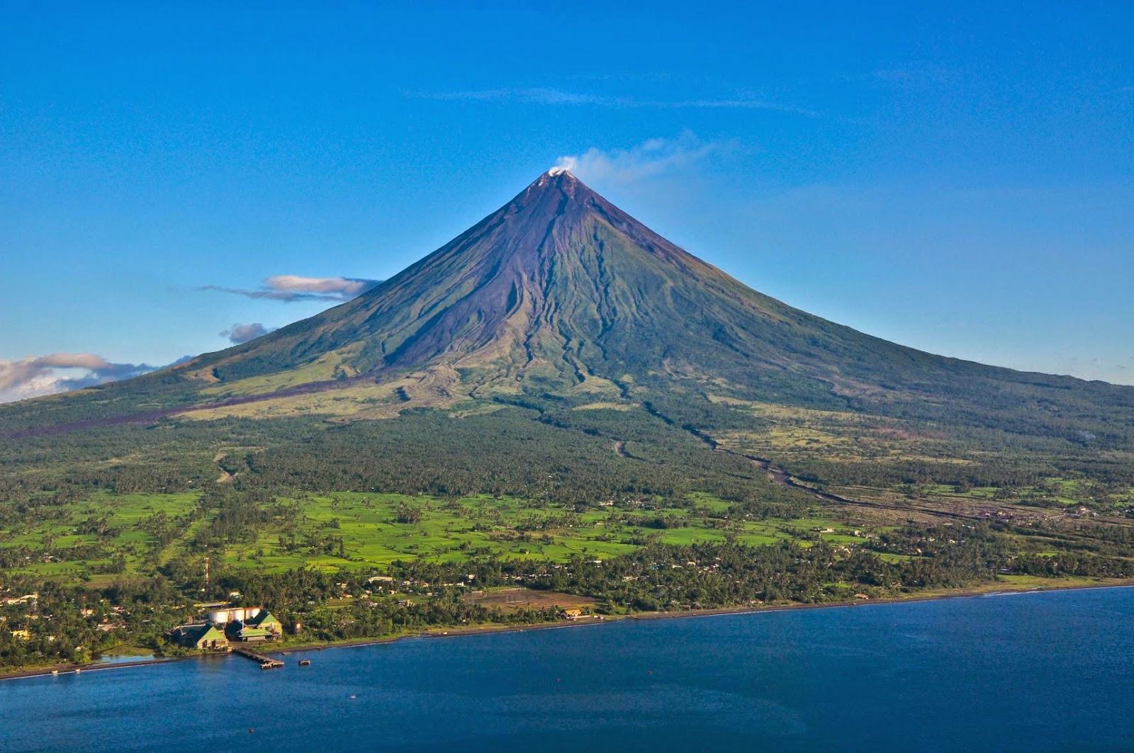 Santo Domingo (Albay) Philippines  city photos gallery : Paradise Beauty: Mt. Mayon, Albay, Philippines