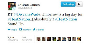 Miami Heat, Ray Allen, Dwyane Wade, Lebron James