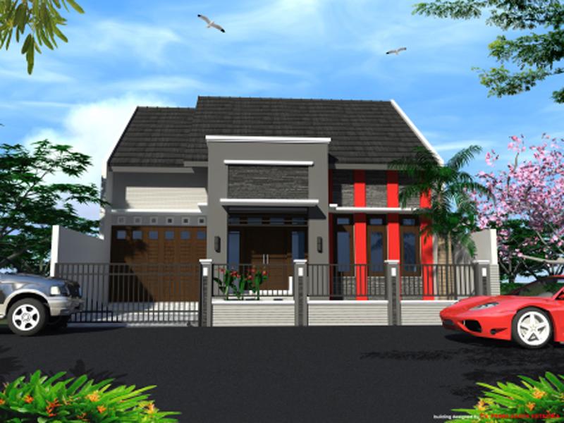 Gambar Desain Rumah Minimalis 1 Lantai Terbaru 2014