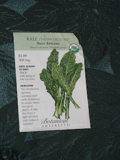 What I've learned about kale (and beets)