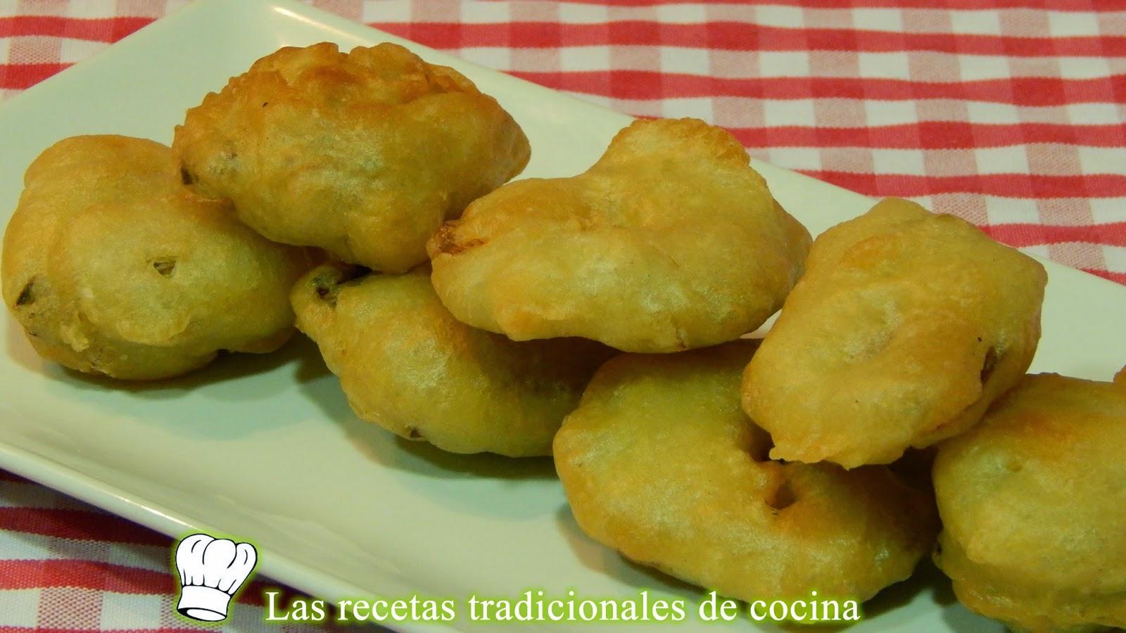 Alcachofas rebozadas crujientes