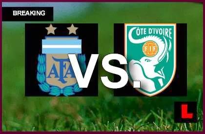 : Argentina vs Pantai Gading 2 November 2013 | Piala Dunia U-17 2013