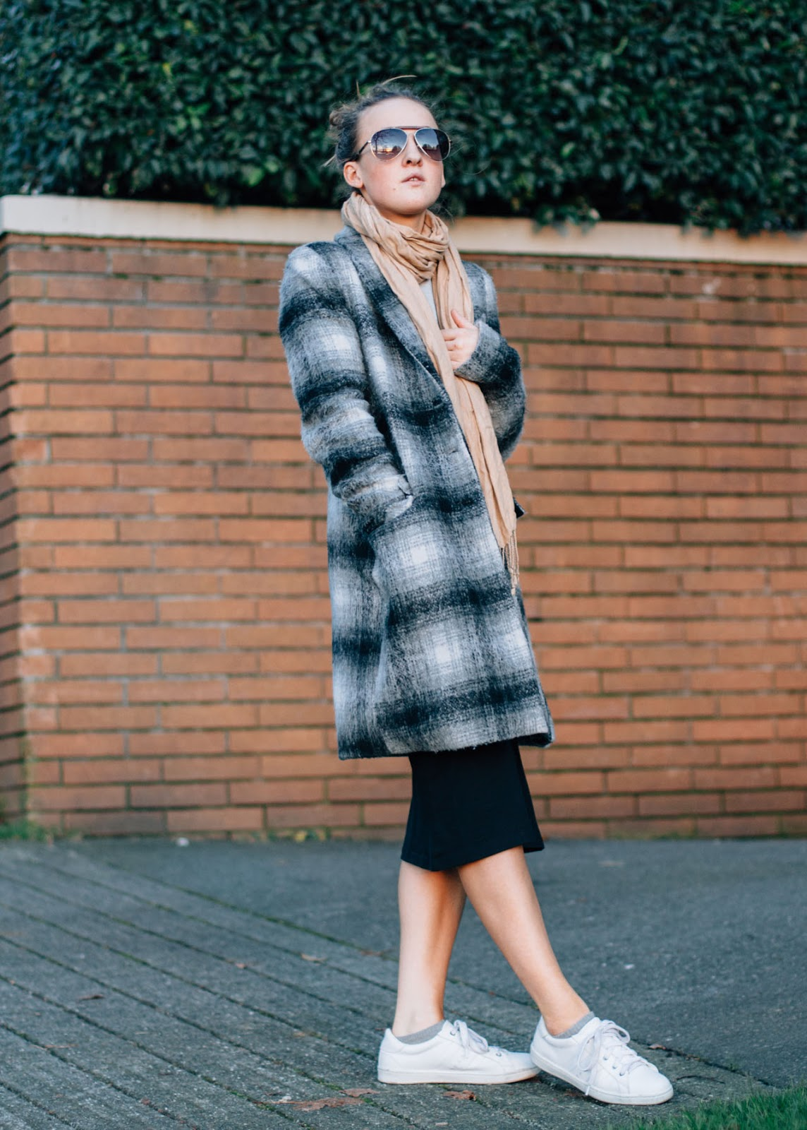 Winter Outfit - Vancouver fashion and style blogger - Plans for 2015