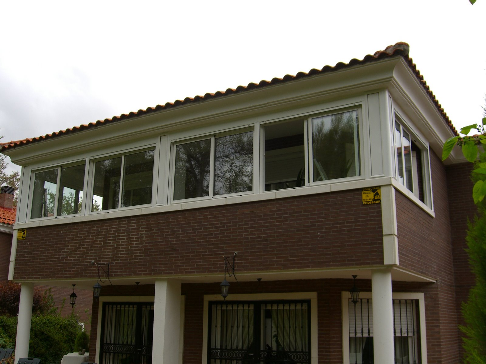 Aluminio y pvc en aranjuez y alrededores alumifrank for Cerramientos pvc