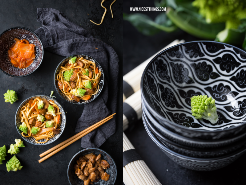 Asian Food Styling and Photography
