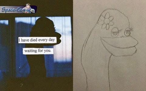 funny drawing people humor