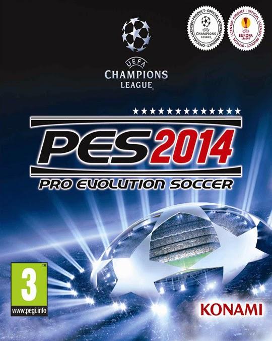 Pro Evolution Soccer (PES) 2014 Tek Link Full Oyun İndir