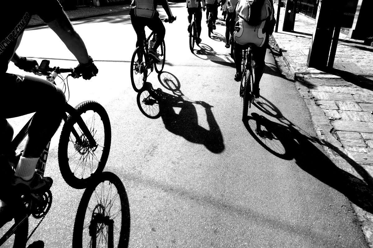 Um dia de pedal
