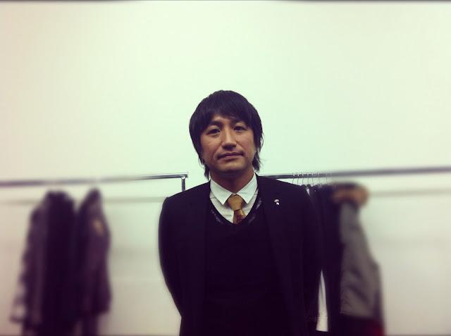 Mihara Yasuhiro 三原康裕 MIHARAYASUHIRO FALL WINTER 2012 2013 BACKSTAGE PARIS MENS FASHION WEEK