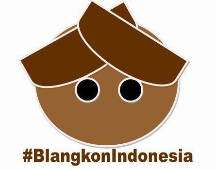 #BlangkonIndonesia