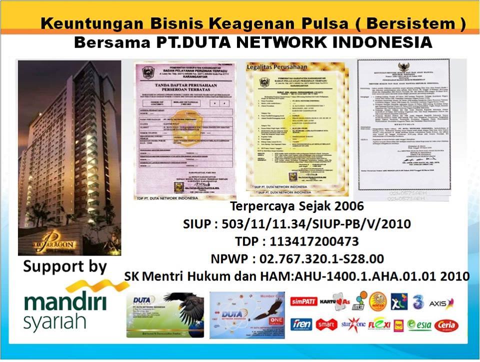 Image Result For Bisnis Pulsa Dni