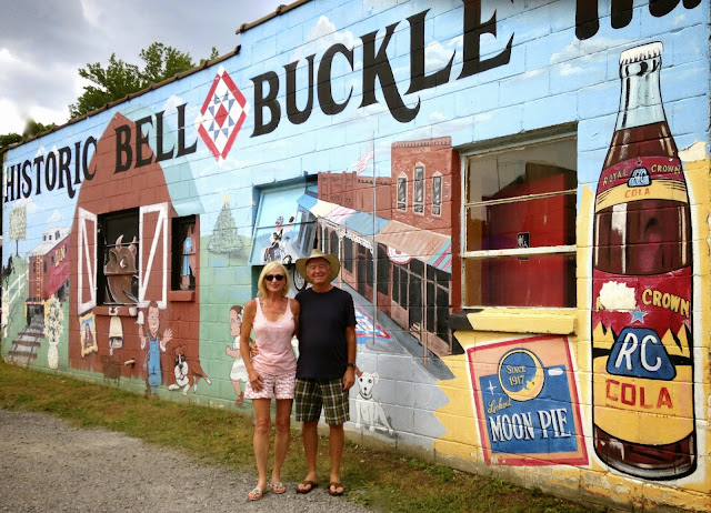 the history of the bell buckle cafe