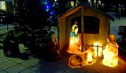 Χριστουγεννιάτικες εκδηλώσεις στον Αγ.Νικόλαο