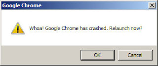 CARA MENGATASI GOOGLE CHROME CRASH