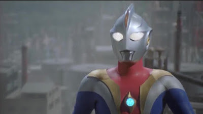 Ultraman Cosmos Movie 02 : Blue Planet Subtitle Indonesia