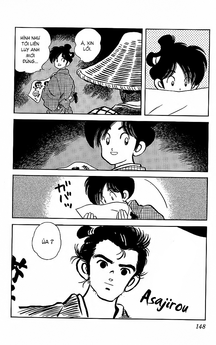 Nijiiro Togarashi - Ớt Bảy Màu chap 47 - Trang 18