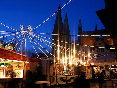 mercatini Natale Lubecca