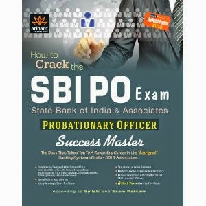 List of Best Books for SBI PO 2014