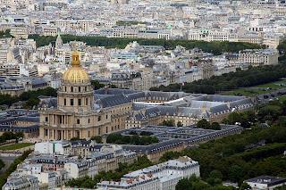 Párizs nappal