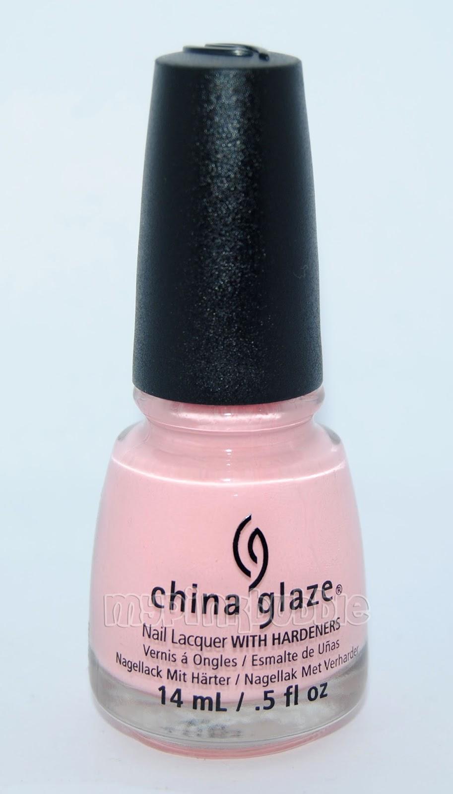 China Glaze Spring in my step