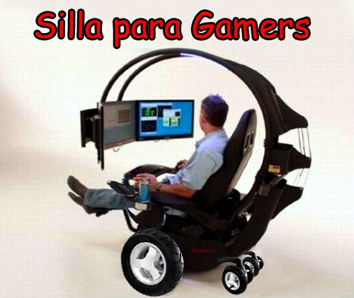 Santurtzi accesible sin barreras mapamundi de for Sillas para gamers