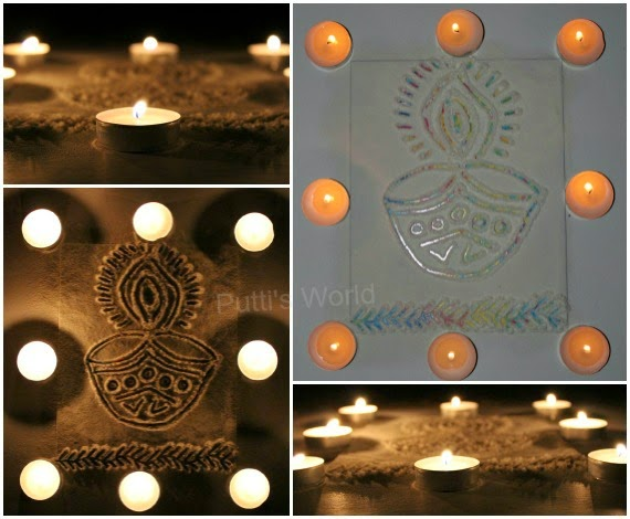 Diwali Creative Rangolis