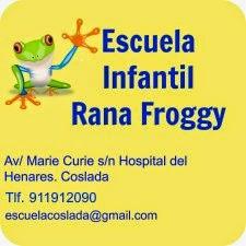 Escuela Infantil Rana Froggy