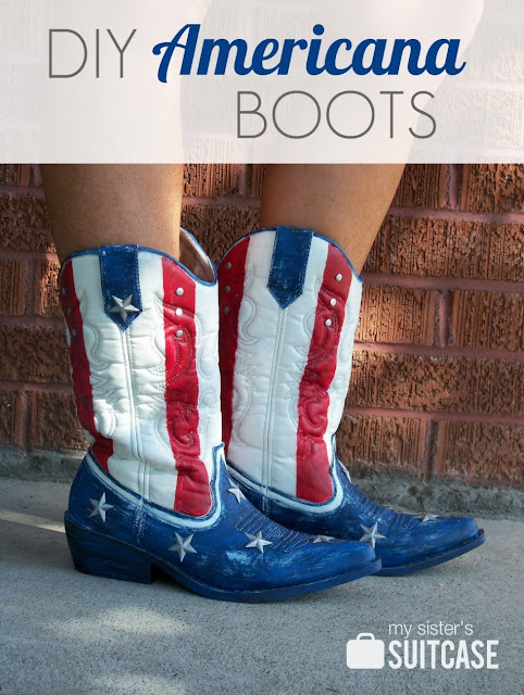 american flag cowboy boots