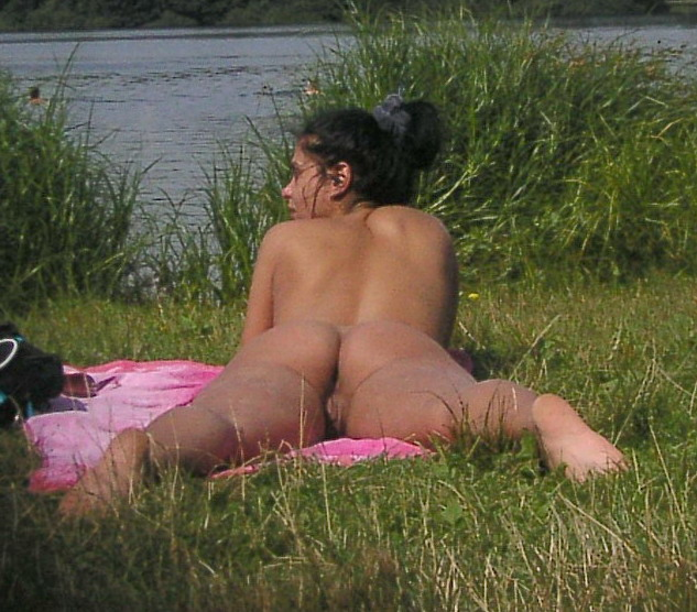 Real nudists