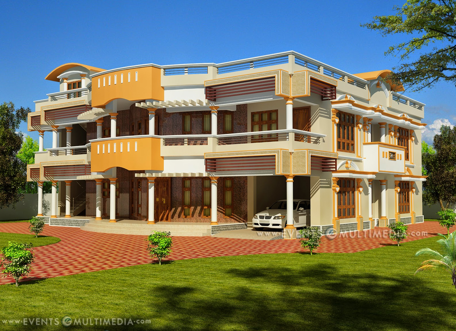 Evens construction pvt ltd june 2014 for 5000 square feet in square meters