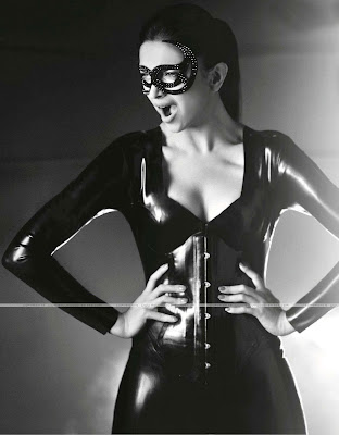 Deepika Padukone Hot Catwoman Avatar Photoshoot