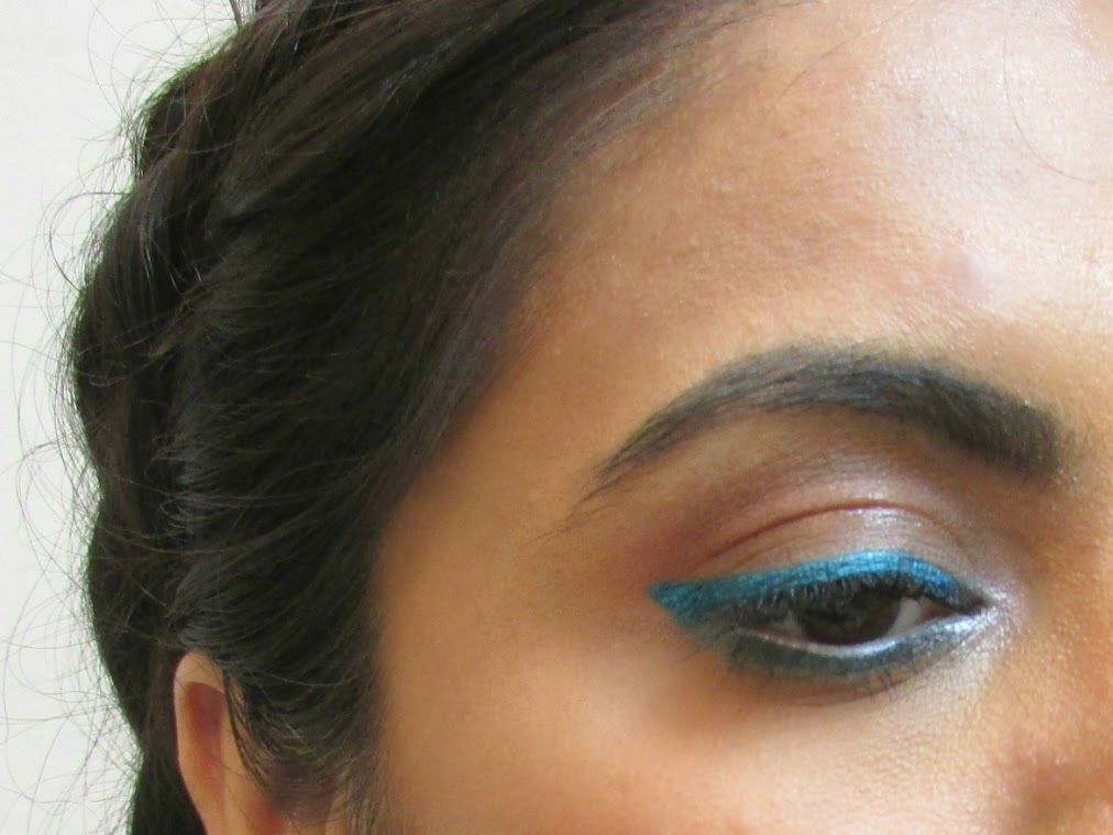 Maybelline Colossal True Turquoise Kohl Review, Maybelline Colossal True Turquoise Kohl  price india, how to wear blue eyeliner, best blue eyeliner, best eyeliner for summers, maybelline colored eyeliner, colored eyeliner india, Maybelline Turquoise kajal, how to wear Turquoise kajal, beauty , fashion,beauty and fashion,beauty blog, fashion blog , indian beauty blog,indian fashion blog, beauty and fashion blog, indian beauty and fashion blog, indian bloggers, indian beauty bloggers, indian fashion bloggers,indian bloggers online, top 10 indian bloggers, top indian bloggers,top 10 fashion bloggers, indian bloggers on blogspot,home remedies, how to